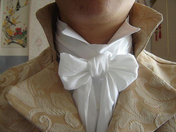 Мужской галстук и его история