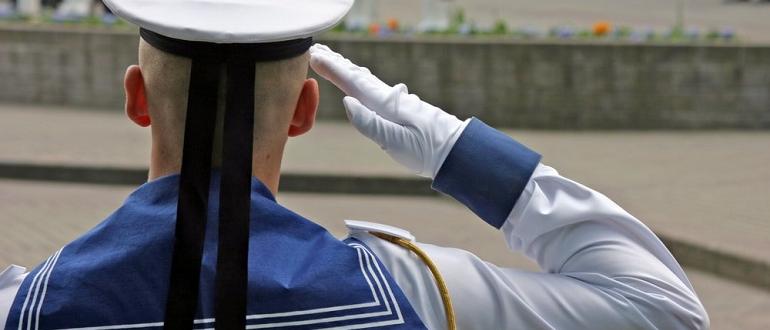 воинское приветствие устав
