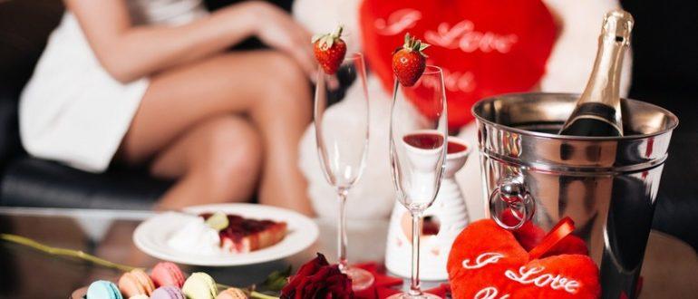 Романтик для мужа в домашних условиях